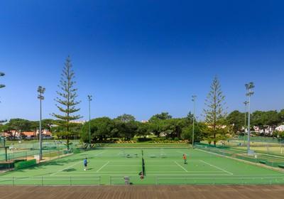Tennis Mix Doubles