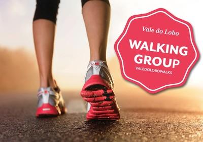 1st Vale do Lobo Walking