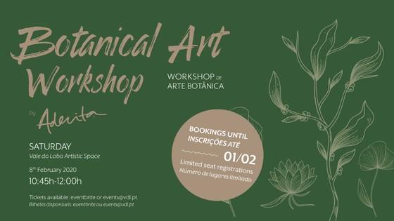 Workshop Botânico: criar o próprio terrário