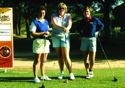 1985: Portuguese Golf Ladies' Open held at Vale do Lobo