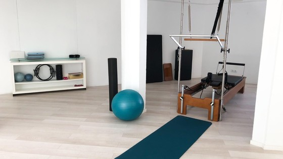 New Pilates Studio by Teresa Gonçalves