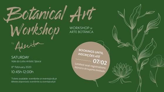 Workshop Botânico: criar o próprio terrário por Aderita Silva