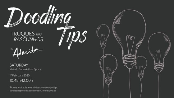 Dooddling tips Workshop