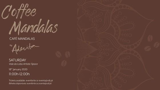 Café Mandala por Aderita Silva