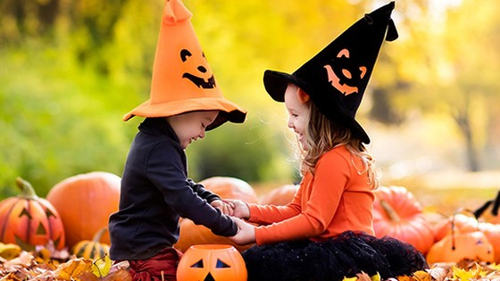 Spooky Halloween holidays in Vale do Lobo
