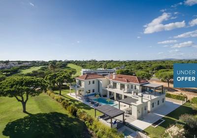 Luxury Golf Front Villa