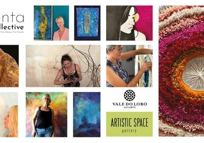 Quinta Art Collective Exhibition at Vale do Lobo Artistic Space