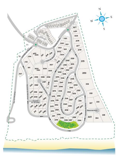 mapa de vale do lobo Plots for Sale in Vale do Lobo   Algarve   Portugal mapa de vale do lobo